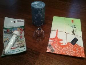 accessoire thé japon