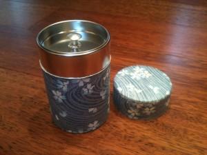 boite à thé japon