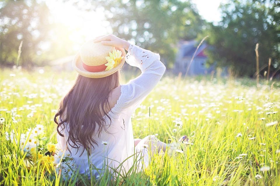 routine healthy printemps